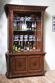 Bufet-vitrina bar stil Rococo MDBU-29