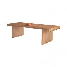 Masa fixa din lemn masiv MAMF-31