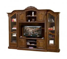 Biblioteca cu spatiu pentru televizor MDBI-10