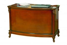 Masa birou din lemn masiv MBMB-6