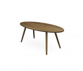 Masa rotunda din lemn masiv MAMR-5