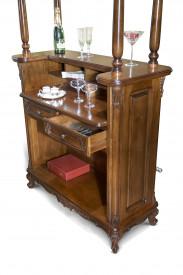 Bar din lemn masiv pentru acasa si restaurant elegant MDBA-3