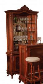 Bufet bar sculptat manual MDBU-43