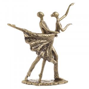 Decoratiune Dancing Couple, Rasina, 34x12x40
