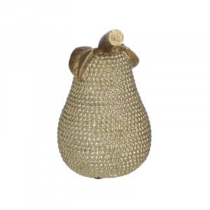 Decoratiune Golden Pear, Rasina, Charisma, 10Χ10Χ15