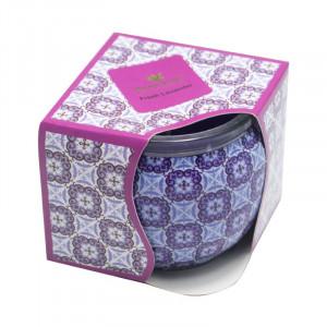 Lumanare decorativa, Lavender, 20h