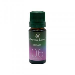 Ulei parfumat Brad, Aroma Land, 10 ml