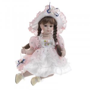 Papusa decorativa Cute Lolita, Portelan, H36