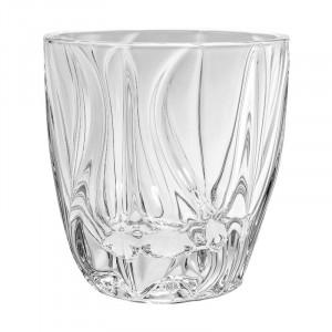 Set 6 Pahare Whiskey Ocean, Cristal Bohemia, 320 ml