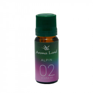 Ulei parfumat Alpin, Aroma Land, 10 ml