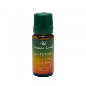 Ulei parfumat White Musk, 10 ml