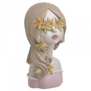 Figurina Leaves Doll, Rasina, Charisma, 16X15X30