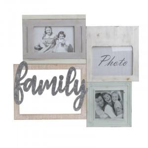 Rama foto 3 poze Family