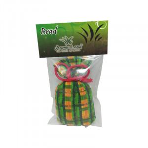 Saculet parfumat Brad, Aroma Land, 30g