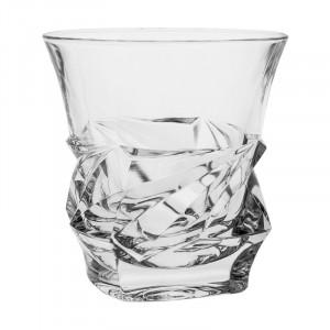 Set 6 Pahare Whiskey Dynamic, Cristal Bohemia, 300 ml