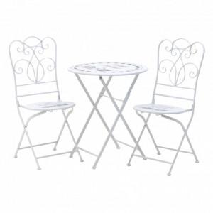Set de masa cu doua scaune Provence