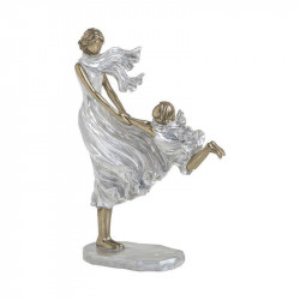 Statueta Mother&Daughter, Charisma, Rasina 18Χ7Χ25