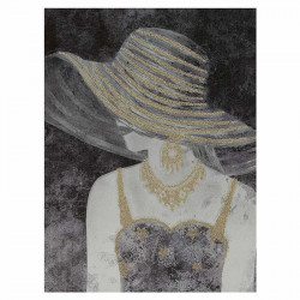 Tablou canvas Mysterious Lady, Charisma, 60Χ80