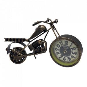 Ceas metal motocicleta