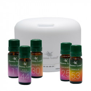 Pachet aromaterapie Relaxing Hours