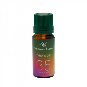 Ulei parfumat Orange, Aroma Land, 10 ml