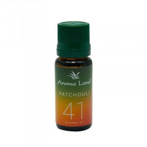 Ulei parfumat Patchouli, Aroma Land, 10 ml