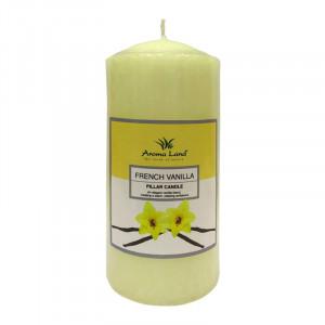 Lumanare festiva, Vanilla, 55h