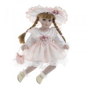 Papusa portelan Cute Lolita, H36 cm