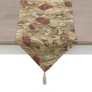 Runner Green Field, Textil, Charisma, 33X180