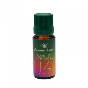 Ulei parfumat Flori de portocal, Aroma Land, 10 ml