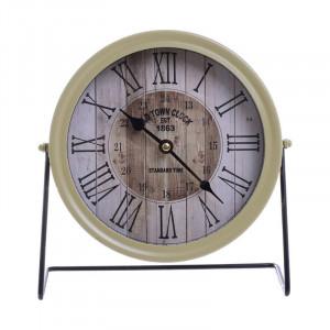 Ceas de masa Vintage Time, Charisma, 22x8,5x24