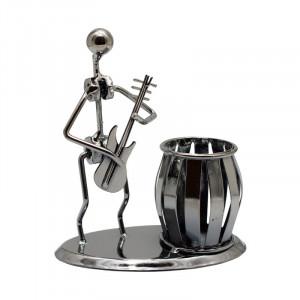 Figurina Instrumentalist, Charisma, Metal, 13x6x14