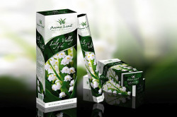 Betisoare parfumate Lily of the Valley