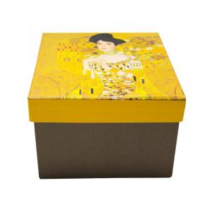 Cana cu infuzor Klimt Adele, Charisma, Portelan, 300 ml