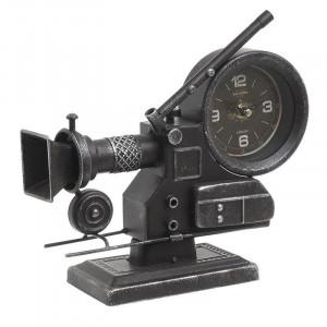Ceas Antique Camera, Charisma, Metal, 28Χ9,5Χ25,5