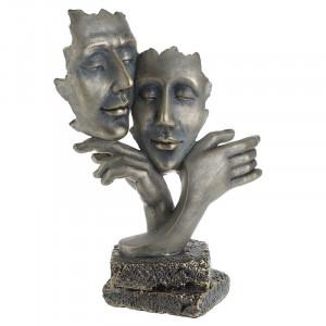 Decoratiune de masa Happy Couple, 23x12x34