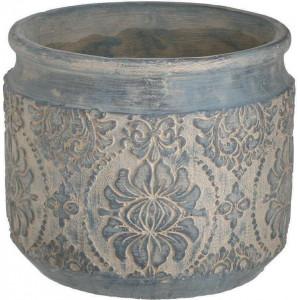Ghiveci Antic Vibes, Charisma, Ciment, Φ18Χ15