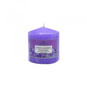 Lumanare festiva, Lavender, 30h