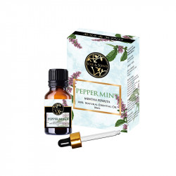 Menta Ulei Esential 100% Natural, 10 ml