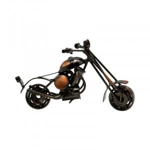 Miniatura Motor Bike, Charisma, Metal, 16x6x10