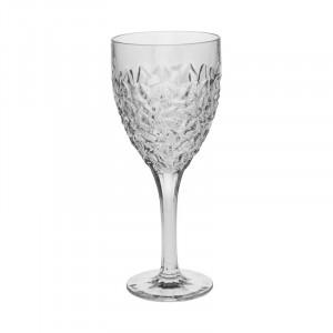 Set 6 Pahare Vin Alb Nicolette, Cristal Bohemia, 270 ml