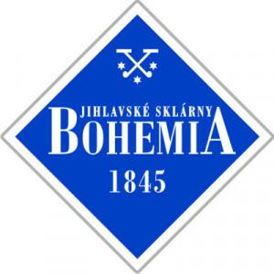 Set 6 Pahare Whiskey Bamboo, Cristal Bohemia, 300 ml