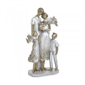 Statueta Golden Family, Charisma, Rasina, 17Χ9Χ27