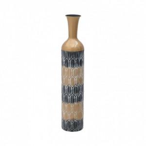 Vaza decorativa Briella, Charisma, Metal, D17X83