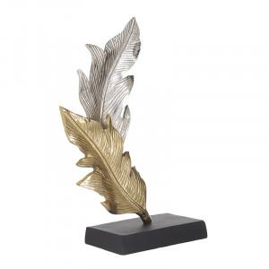 Decoratiune birou Poetry Quills, Aluminiu, 17Χ10Χ35