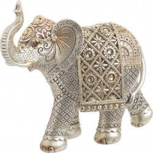 Decoratiune Golden Elephant, Charisma, Rasina, 22Χ8Χ19