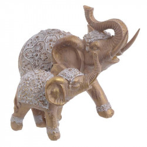 Figurina Elefanti, Rasina, 20x14x17