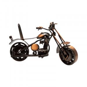 Miniatura Motor Bike, Charisma, Metal, 21x7x13