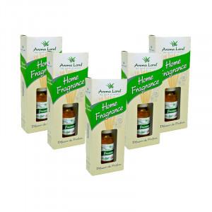 Pachet 5 reed diffuser Iasomie, 125 ml