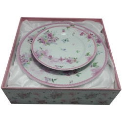 Set tort 7 piese Classical Lady